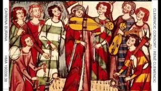 Carmina Burana CD1 - Gulatorum/Potatorum/Lusorum/Moralia/Divina