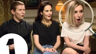 """""""No way! Cluedo?!"""": The Downton Abbey cast on surprising merch and 'murdering each other'"""