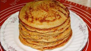 Русские Блины на Дрожжах. На Гречневой или Пшеничной Муке. Дрожжевые Блины-Рецепт/Pancakes on yeast
