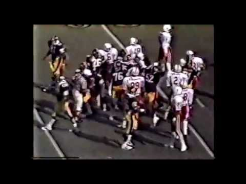 Iowa Football: The Best of the 80