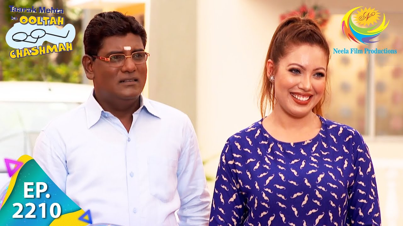 Download Taarak Mehta Ka Ooltah Chashmah - Episode 2210 - Full Episode