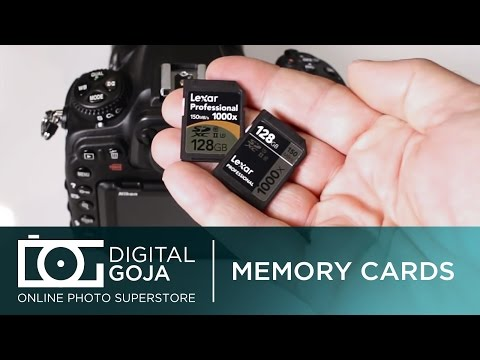 Nikon D500: Memory Card Compatibility | What Memory Cards Does It Use | Video Tutorial