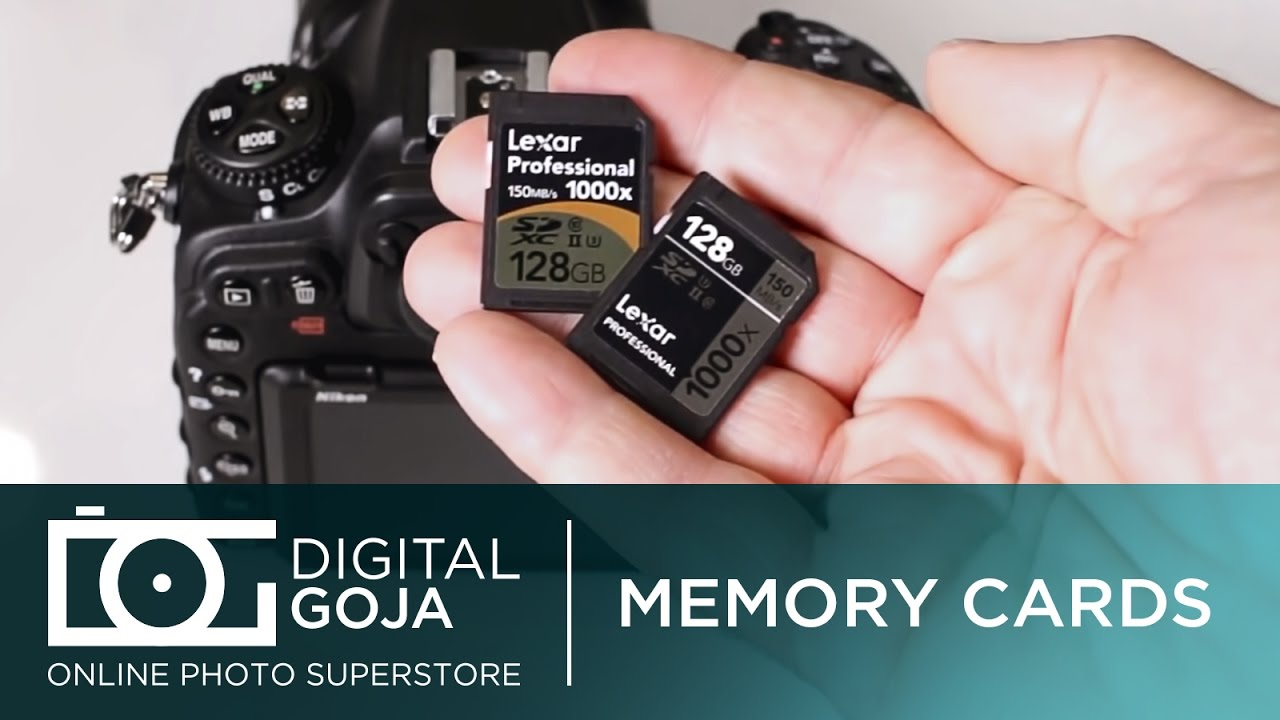 Nikon D500 Memory Card Compatibility What Memory Cards Does It