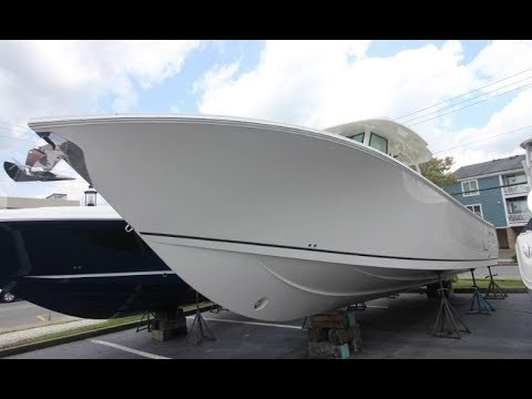 2020 Sailfish 360 CC Boat For Sale At MarineMax Somers Point, NJ