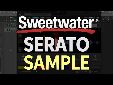 Serato Sample | Sweetwater