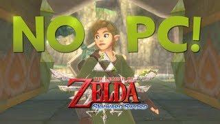 The Legend of Zelda: Skyward Sword NO PC!!!