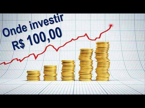 Onde Investir R$ 100,00? (Investidor Iniciante)