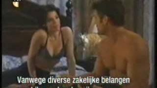 Lesli Kay ATWT Very HOT Scene Molly & Dusty Kiss As World Turns B&B Felicia Forrester Bold Beautiful