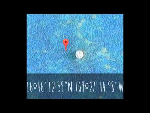 OVNI - UFO Johnston Atoll Hawaii USA