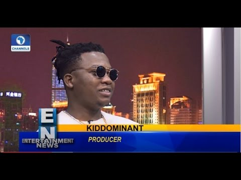 EN: How Music Producer Kiddominant Got Signed To SONY Music