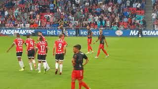 GOAL Pereiro 1-0 Psv - Fc Utrecht 4-0 2018-2019.