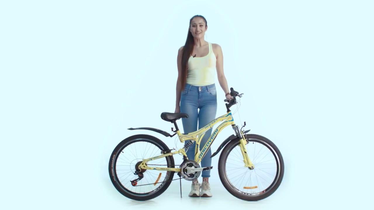новый бюджетный велосипед за 10000 рублей - YouTube