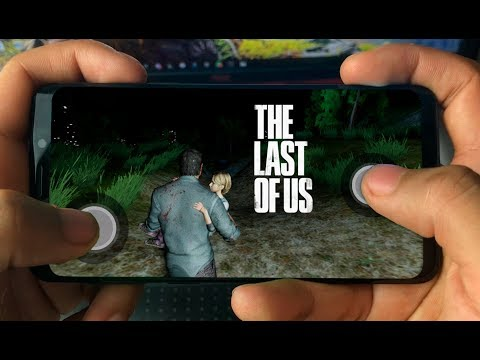 Novo THE LAST OF US MOBILE Para Android (Fan Game)