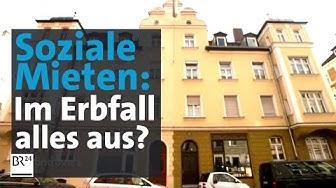 Wem gehört die Stadt? Erbschaftssteuer als Mietpreistreiber | Kontrovers | BR24