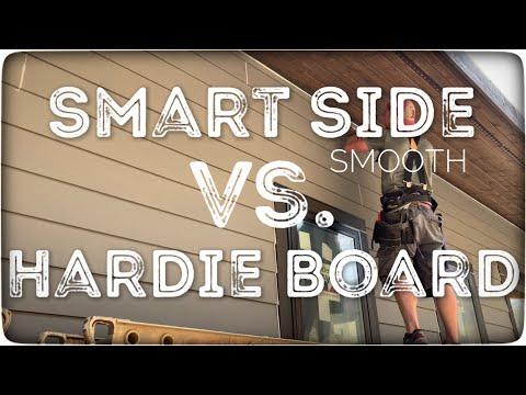 Siding Wars James Hardie 174 Vs Lp Smartside 174 Vs Mastic 174 Doovi