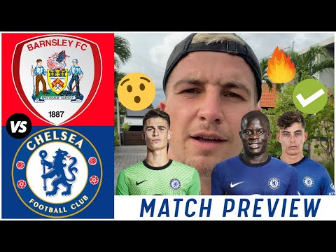 TONIGHT WE SEE 'TUCHEL'S LONG TERM CHELSEA...' | BARNSLEY vs CHELSEA FA CUP PREVIEW