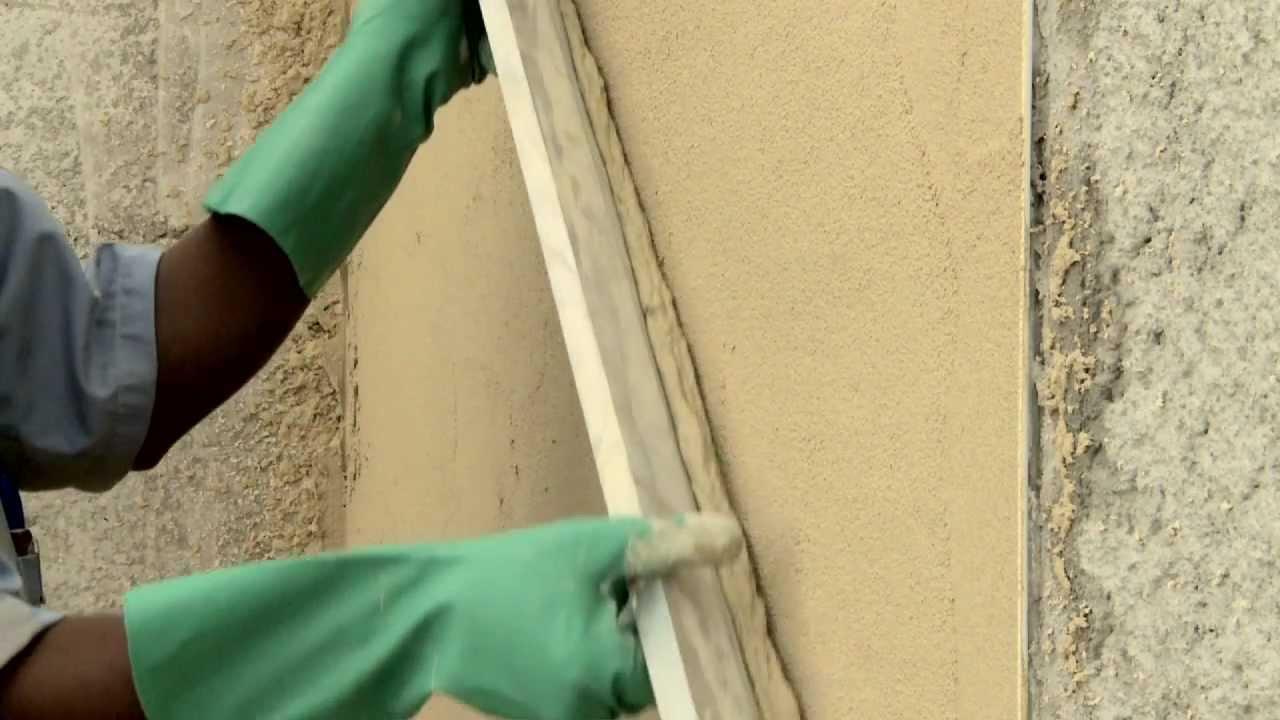 Decorative Plaster Traditional Plaster - ERP - YouTube