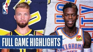 PACERS at THUNDER | FULL GAME HIGHLIGHTS | December 4, 2019