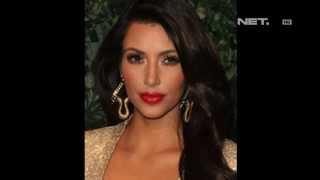 Entertainment News-Kim Kardashian belanja pakaian untuk anaknya