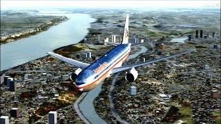 Vuelo 11 De American Airlines Atentados Del 11 De Septiembre Reconstrucción