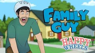 HAPPY WHEELS: FAMILY GUY