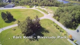 VM29 Fort Kent Riverside Park