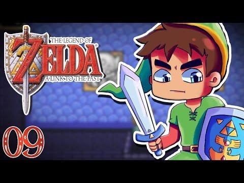Zelda A Link to the Past #09 : PALAIS DES MARÉCAGES !