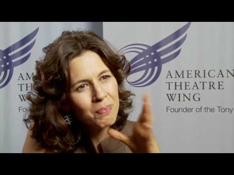 Jessica Hecht  SpringboardNYC's Cues from Tony Nominees  2010