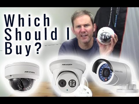 Which Style/Type of Security Camera Should I Buy?