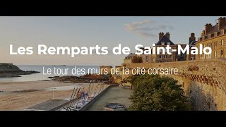 Preview of stream Beautiful coast of Saint-Malo, France