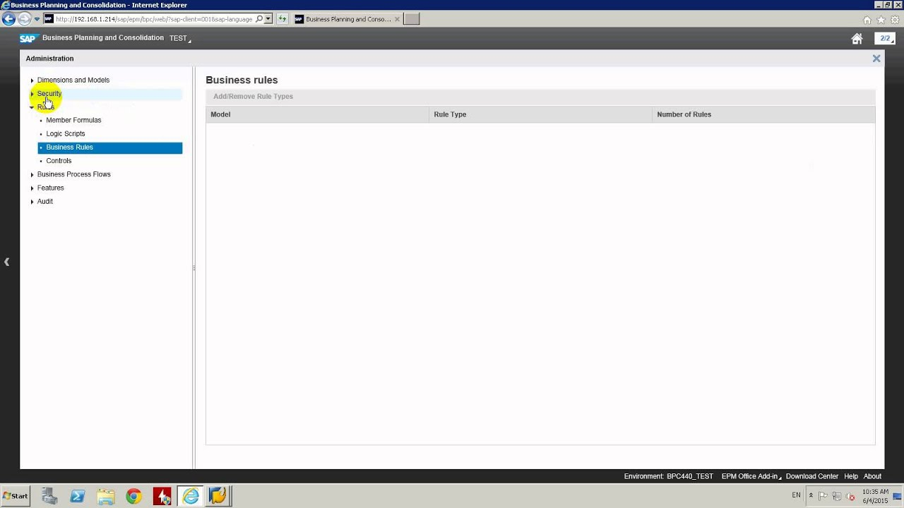 BPC10.1 Consolidation - 13. Configure Purchase Method Consolidation ...