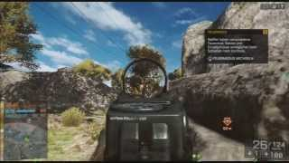 Battlefield 4 PS3 Multiplayer Gameplay | Rush auf Golmud Railway