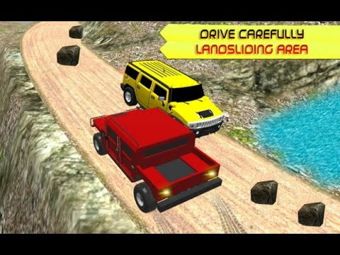 Off Road Jeep Racing 3d 2017 Android Racing Game Video Free