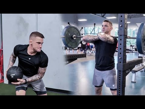 Dustin Poirier Explosive Power & High Altitude RSH Training | UFC 242 Fight Camp