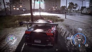 Need for Speed™ Heat Drift Zone Sandstorm On The Beach
