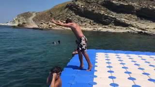 Balıklama Atlama Tekniği 1