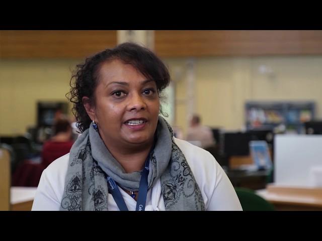 Veena Bumma-Dykes Teaching & Education Lecturer