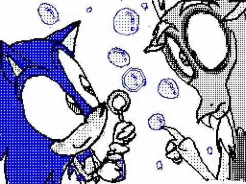 Sonic and Discord Fun Time