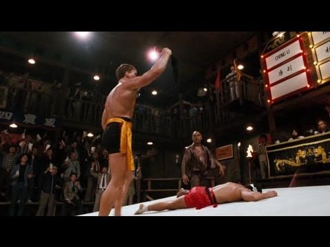 Bloodsport  Fight to survive  JeanClaude Van Damme