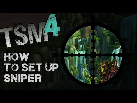 how to set up the tsm 4 sniper unbanster