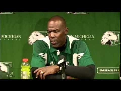 Head Coach Ron English Post-Game Interview Vs. Army, Sept. 4, 2010
