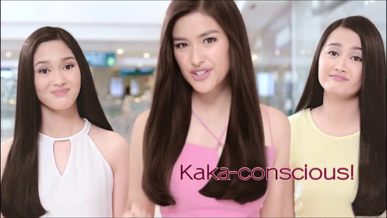 Liza Soberano does the hair flip with Palmolive Naturals ...