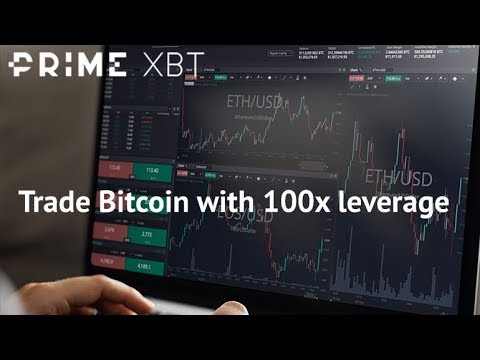 PrimeXBT Tutorial | How To Open A Trade In Bitcoin, FX, Commodities And Indices!