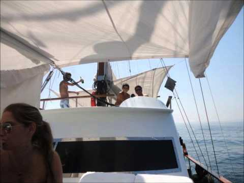 COME SAIL AWAY-WITH BEIRUT YACHT CHATER