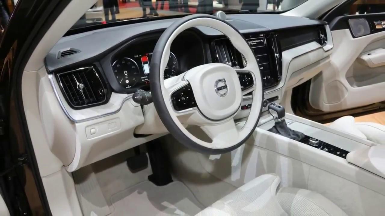 Hot News 2018 Volvo S60 T5 Fwd Inscription Platinum Specs Youtube