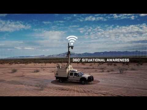 FLIR Mobile Vehicle Surveillance System (MVSS)