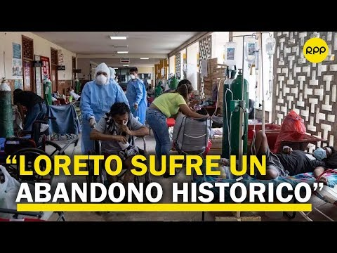 """Loreto: """"Necesitaríamos Unas 100 Mil Pruebas Rápidas Contra La COVID-19"""""""