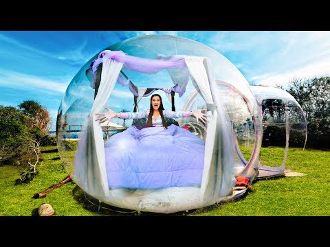 If I Lived In A Bubble House