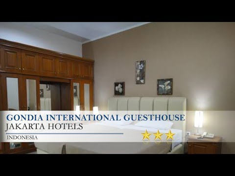 Gondia International Guesthouse - Jakarta Hotels, Indonesia