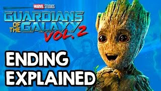 Guardians of The Galaxy: Vol 2 Ending and Post-Credits Scenes Explained!